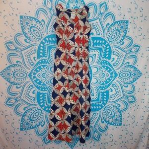 Vintage Maxi 60s Quilted Dress Nancy B 7 S